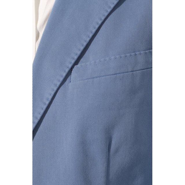 POLO RALPH LAUREN   Синий Хлопковый жакет Polo Ralph Lauren   Clouty