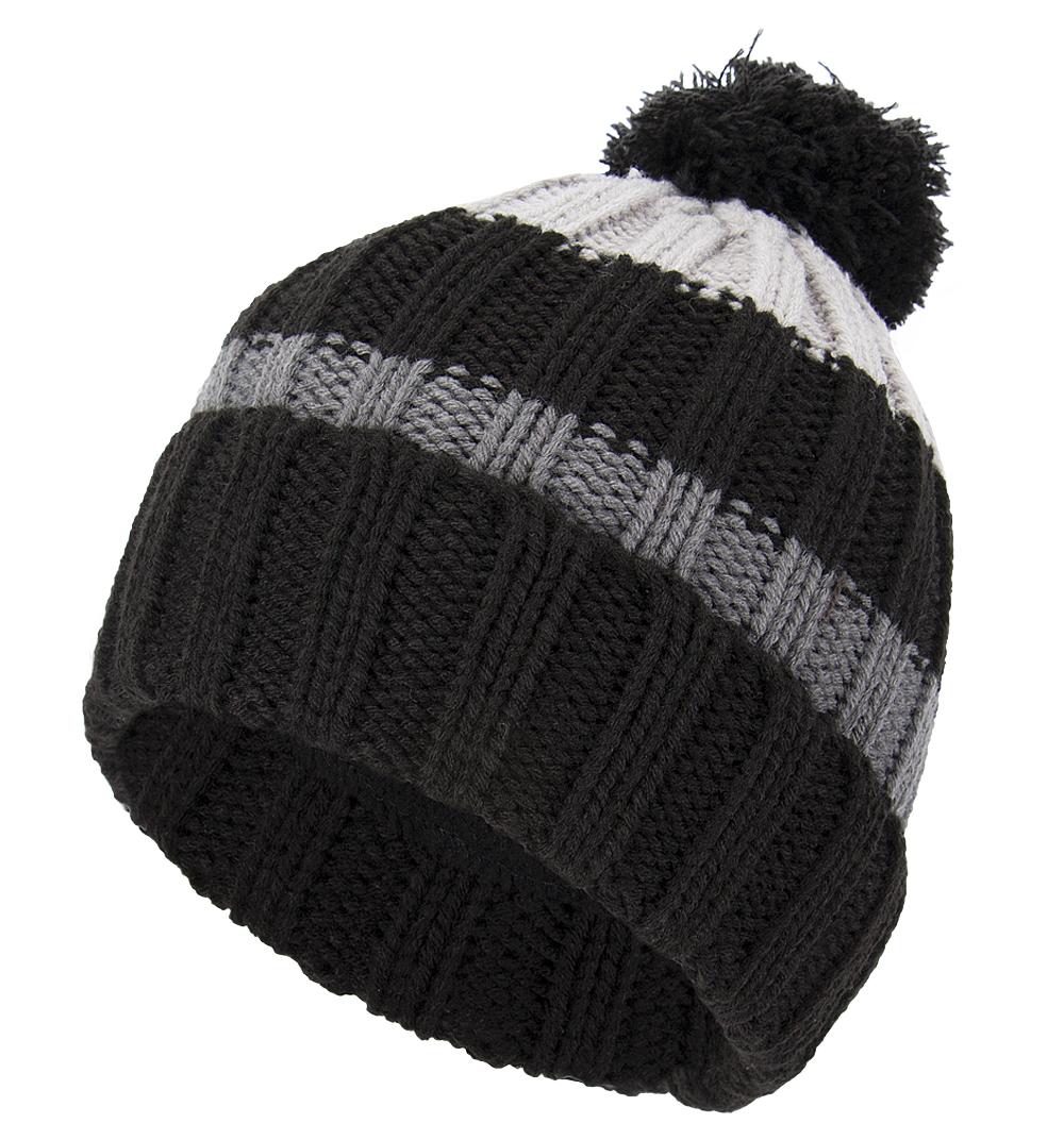 Gusti Boutique | Шапка Gusti Boutique, цвет: черный | Clouty
