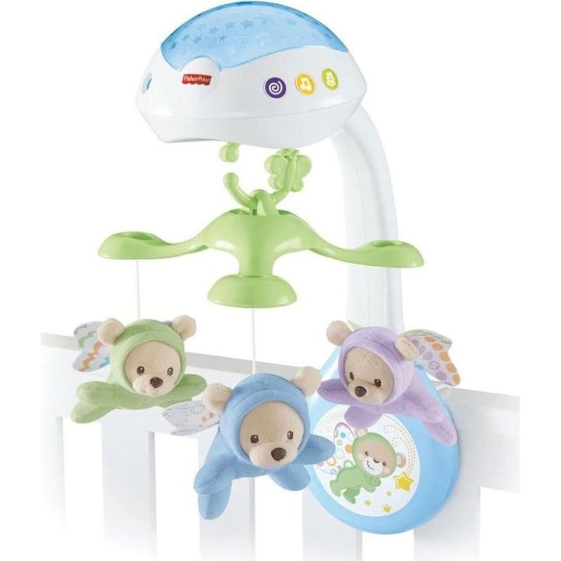 Fisher-Price | Мобиль Fisher-Price Мечты о бабочках | Clouty