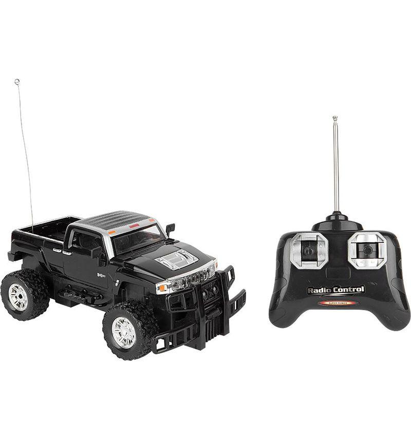 GK Racer Series | Машина на радиоуправлении GK Racer Series HUMMER H3 черный 1 : 24 | Clouty