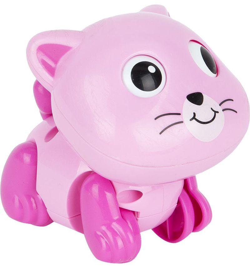 Игруша | Машинка Игруша Розовый котик 8 см | Clouty