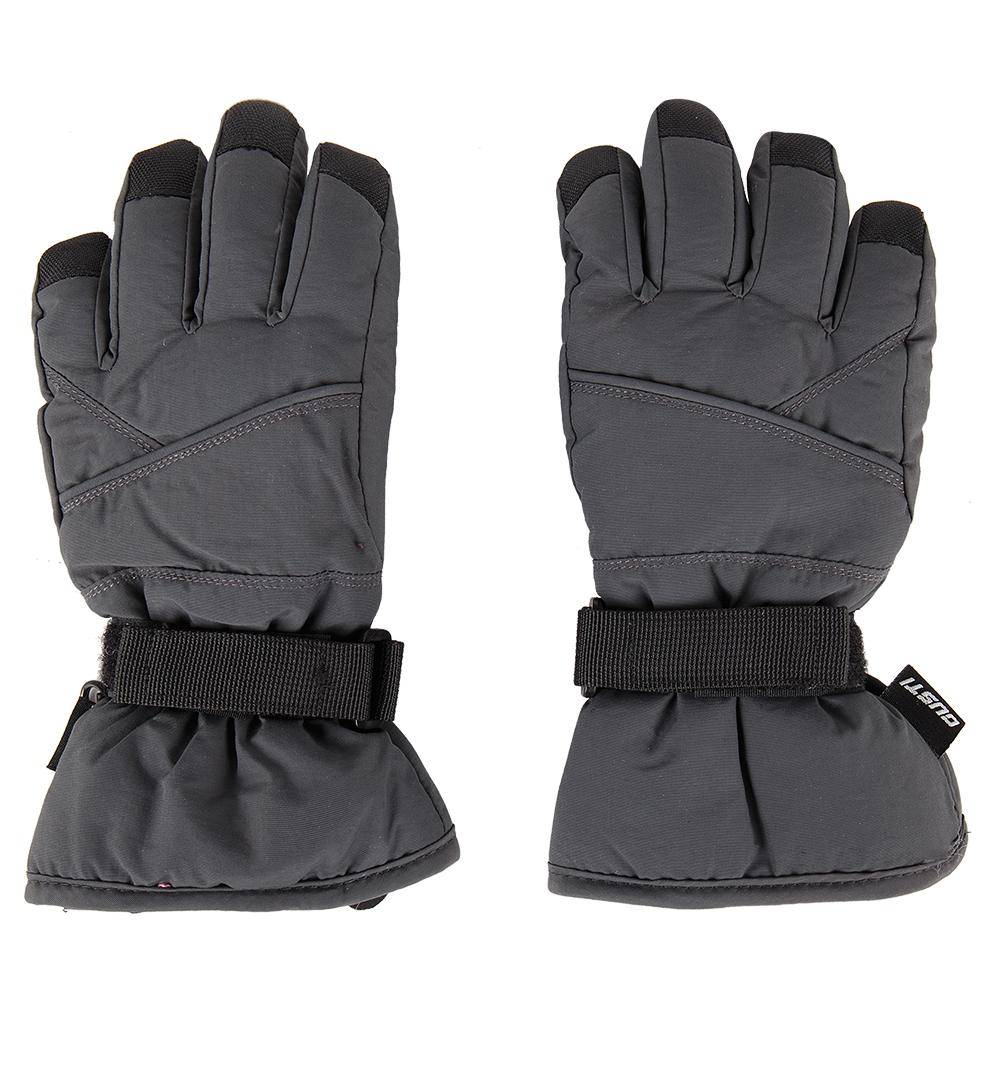 Gusti | Перчатки Gusti, цвет: серый | Clouty