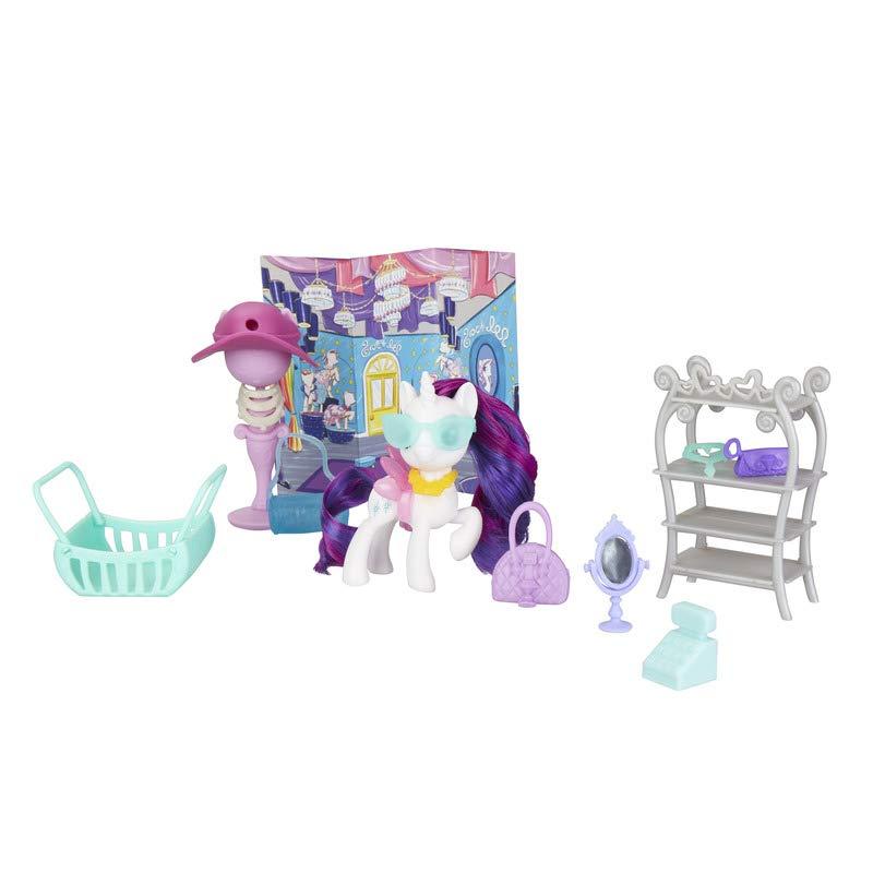 My Little Pony | Игровой набор My Little Pony Возьми с собой Рарити | Clouty
