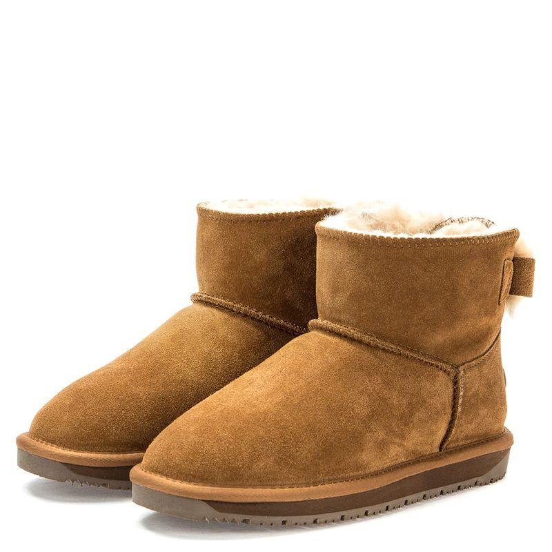 Keddo | Ботинки Keddo, цвет: коричневый | Clouty
