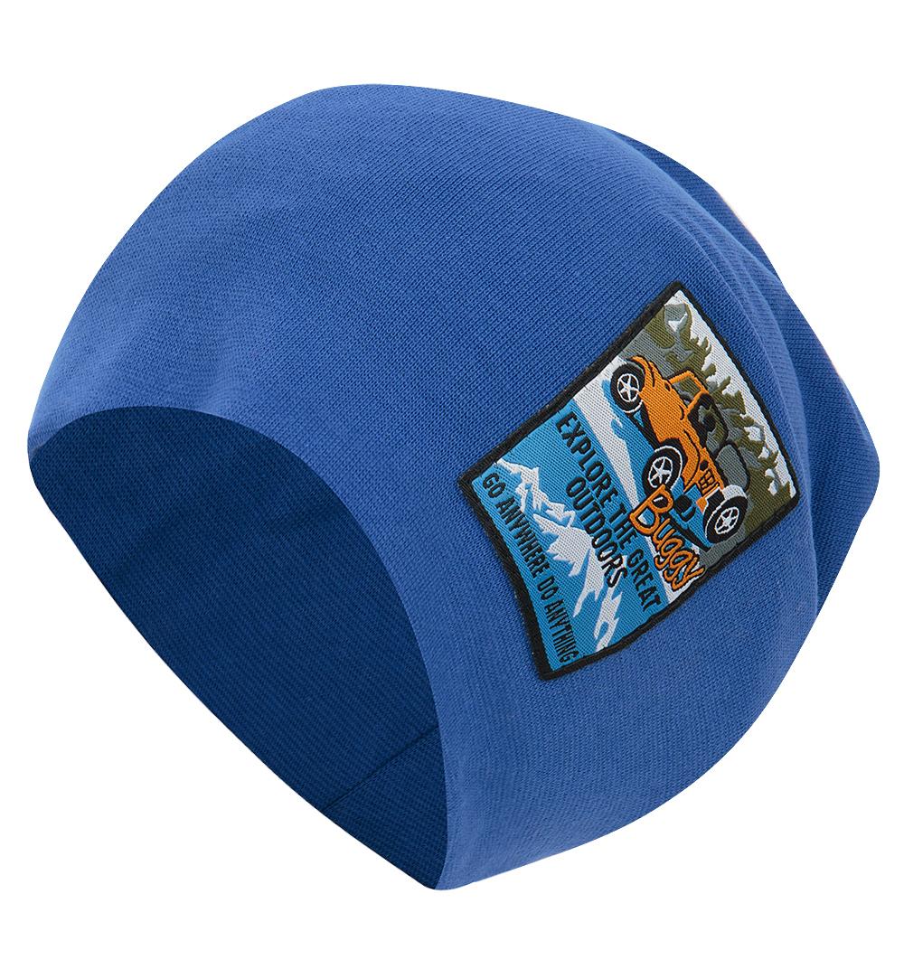 Marhatter   Шапка Marhatter, цвет: т.синий   Clouty
