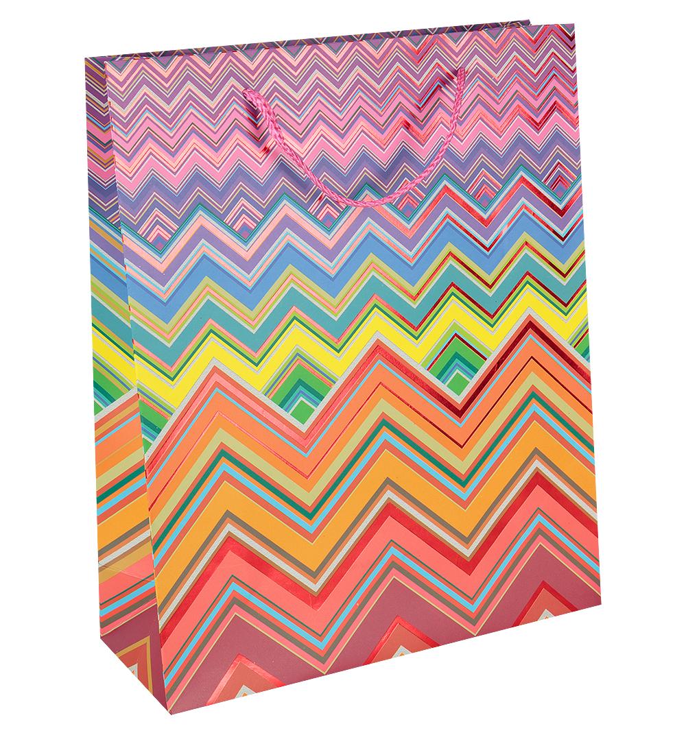 Fu Di Packaging | Подарочный пакет Fu Di Packaging бумажный, 26 х 32 см | Clouty