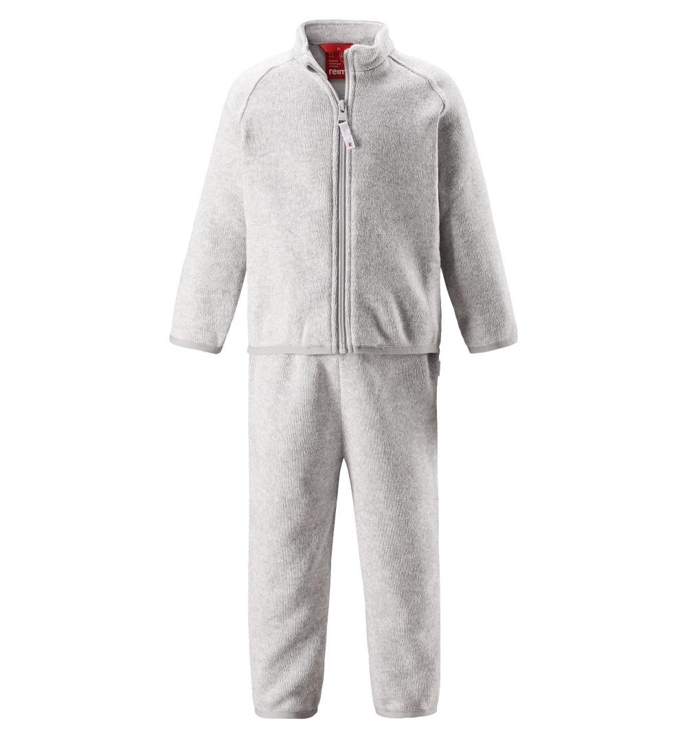 Reima | Комплект термобелья кофта/брюки Reima Tahto, цвет: серый | Clouty