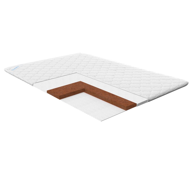 Nuovita | Матрас Nuovita Fortezza в манеж-кровать (100 х 70 х 4 см) | Clouty