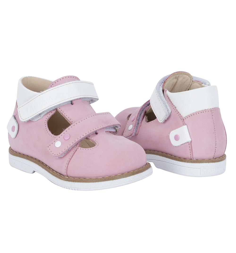 Tapiboo | Туфли Tapiboo Фиалка, цвет: белый/розовый | Clouty