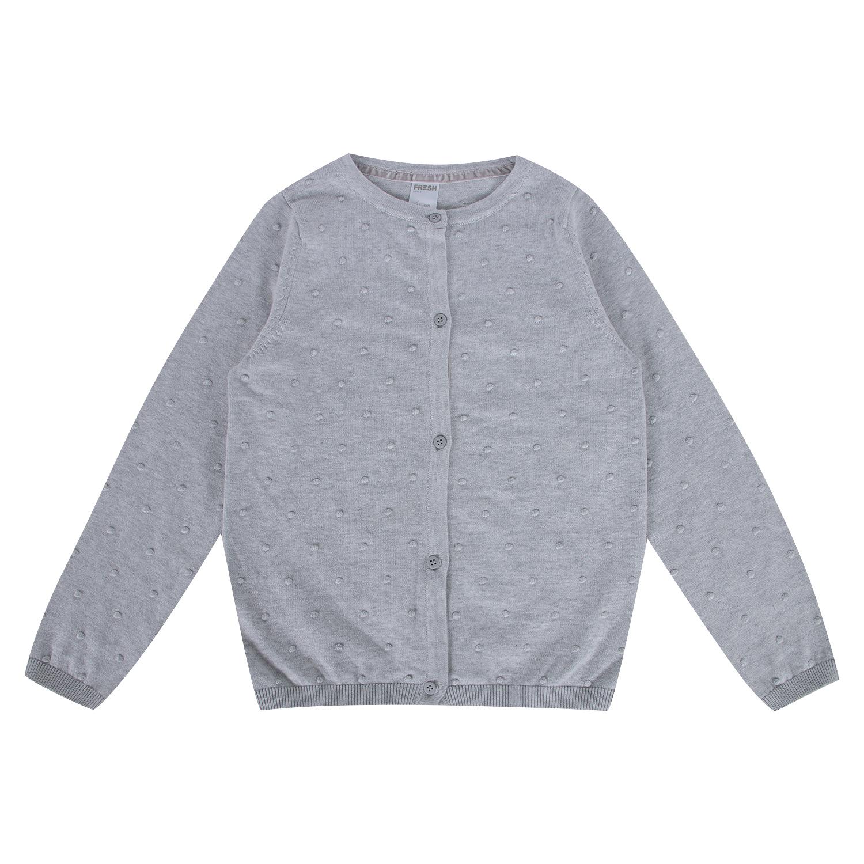 Fresh Style | Жакет Fresh Style, цвет: серый | Clouty