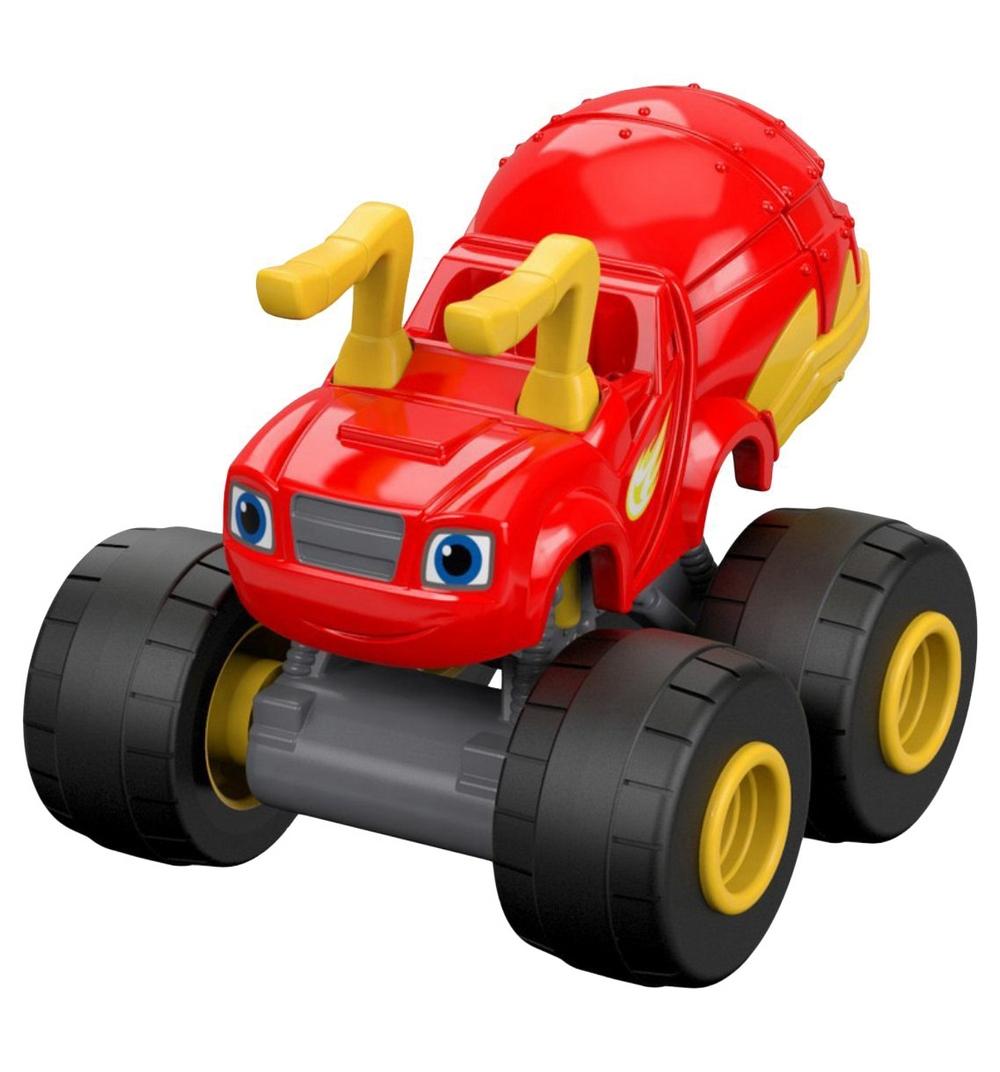Blaze   Машинка Blaze Вспыш маленькие машинки Вспыш Муравей 8 см   Clouty