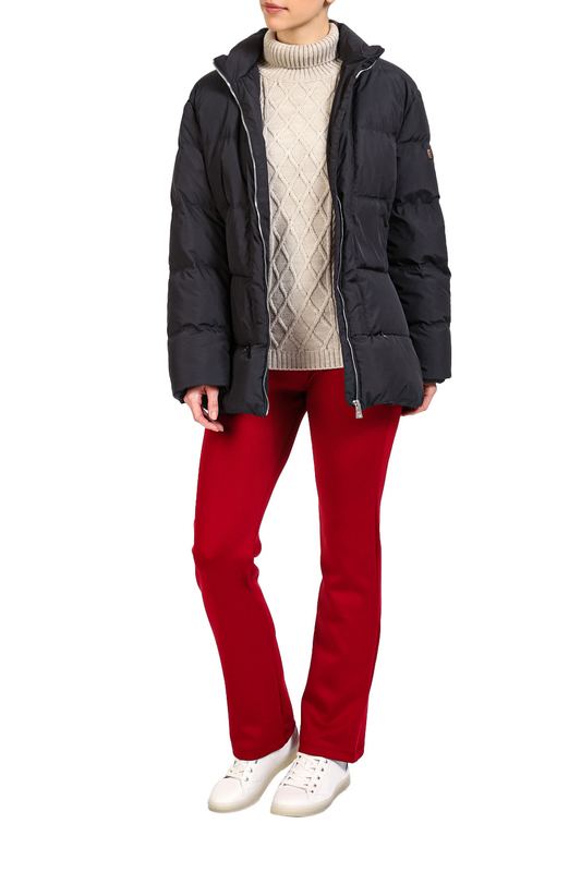 TRUSSARDI   Серый Куртка Trussardi Collection   Clouty