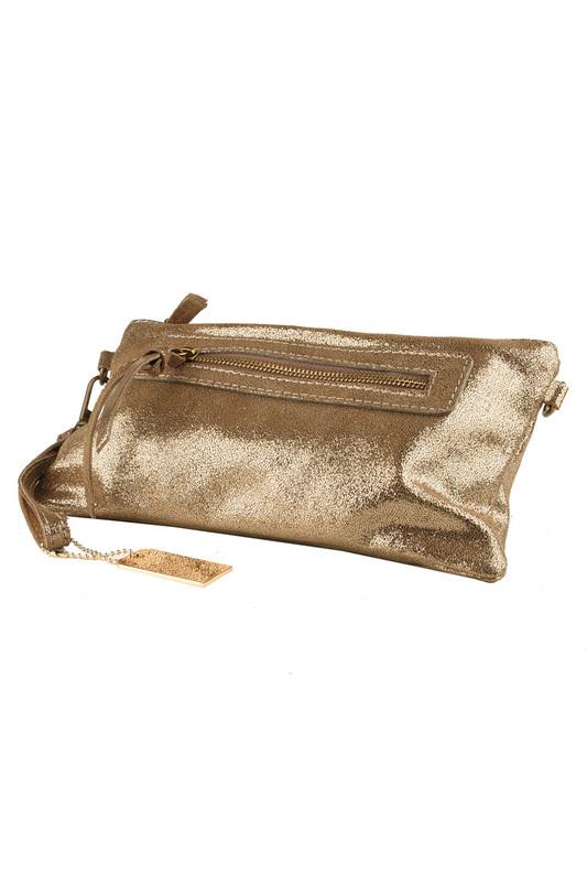 Caragatta | GOLD bag Caragatta | Clouty