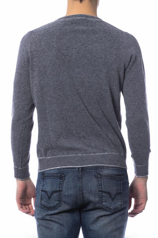 BALMAIN | Серый Пуловер Pierre Balmain | Clouty