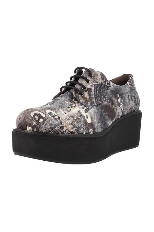 Roberto Botella | Gray low shoes ROBERTO BOTELLA | Clouty
