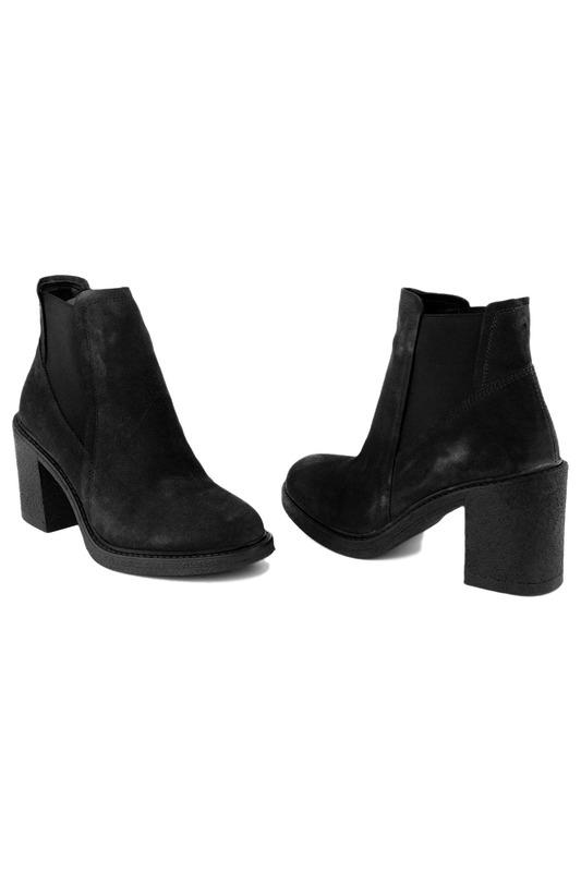 Gusto | Черный ботинки GUSTO | Clouty