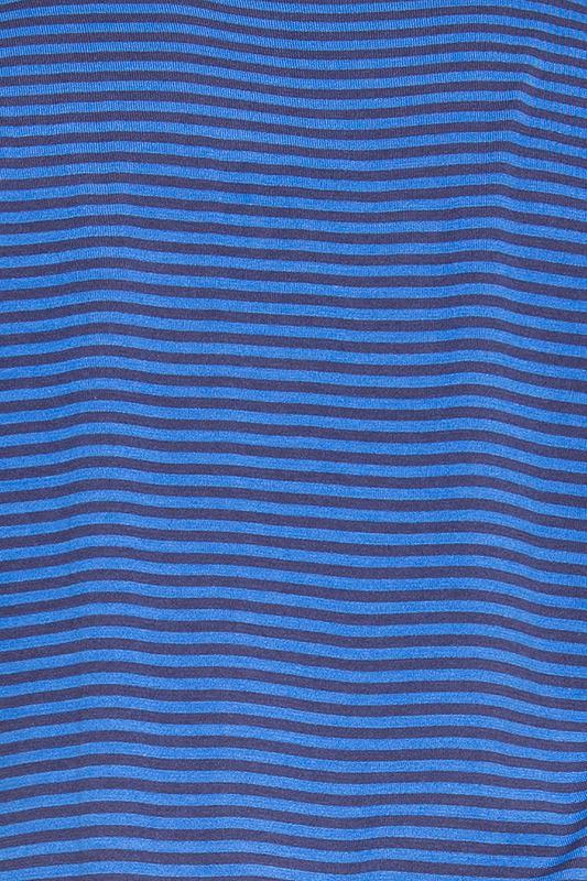 Cudgi | Синий с голубой полосой Джемпер CUDGI | Clouty