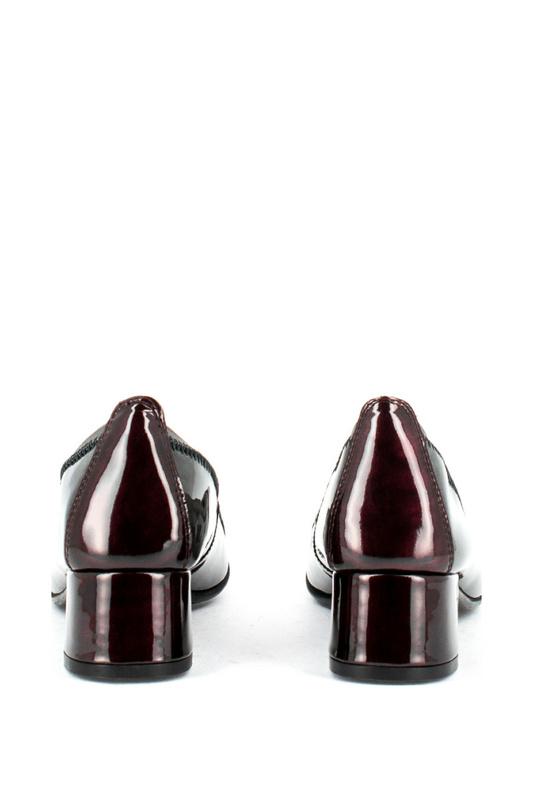Hispanitas | Темно-серый, бордовый Туфли лодочки Hispanitas | Clouty