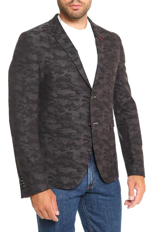Cinque | Черный, серый, камуфляж Пиджак Cinque | Clouty