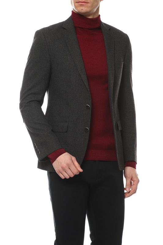 FINSHLEY & HARDING | Темно-серый, плетение елочкой Пиджак FINSHLEY & HARDING | Clouty