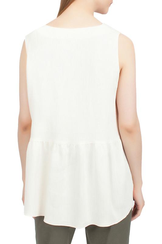 SERGINNETTI   Молочный Блуза SERGINNETTI   Clouty