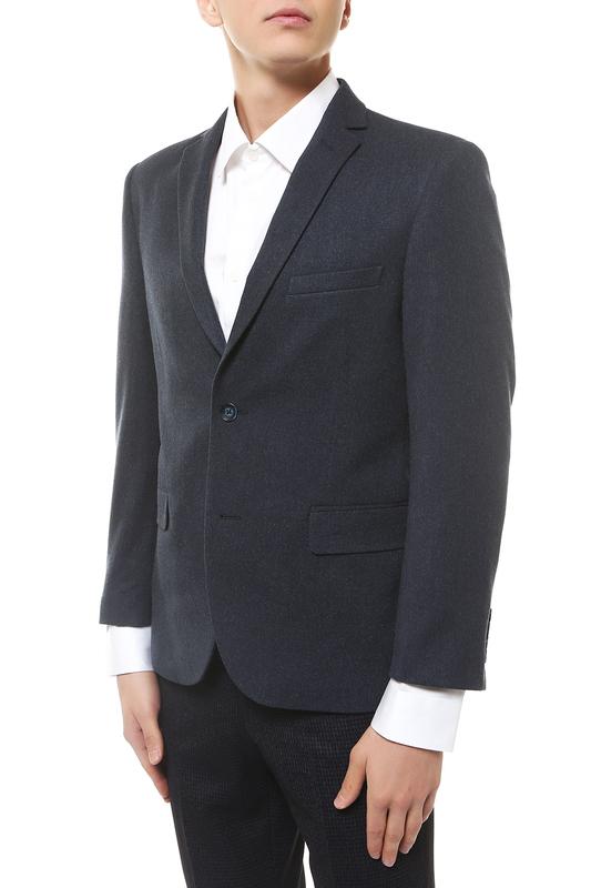 mishelin | Серый, синий Пиджак mishelin | Clouty