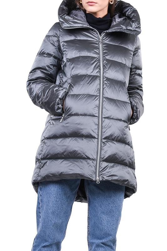 SAVAGE | Серый Пальто Savage | Clouty