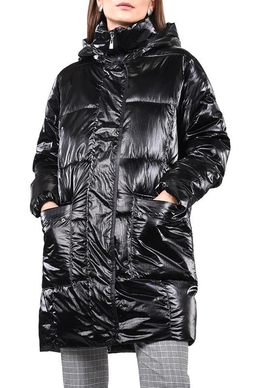 SAVAGE   Черный Пальто Savage   Clouty