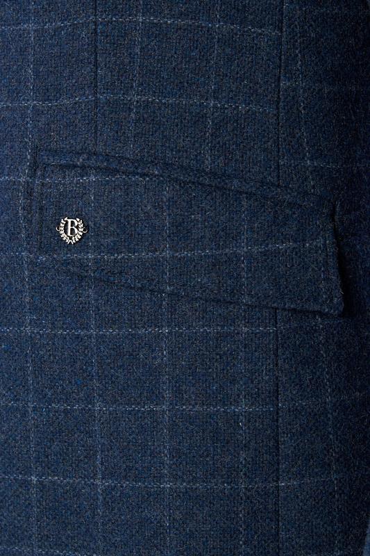 Bazioni | Синий Пальто BAZIONI | Clouty