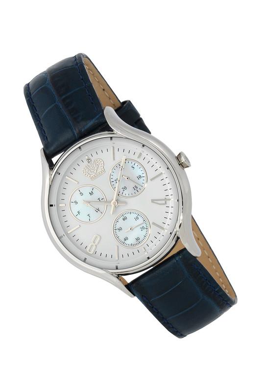 Romanoff | Синий Часы наручные кварцевые Romanoff | Clouty