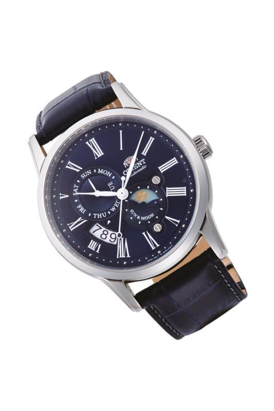 Orient | Синий Часы наручные ORIENT | Clouty