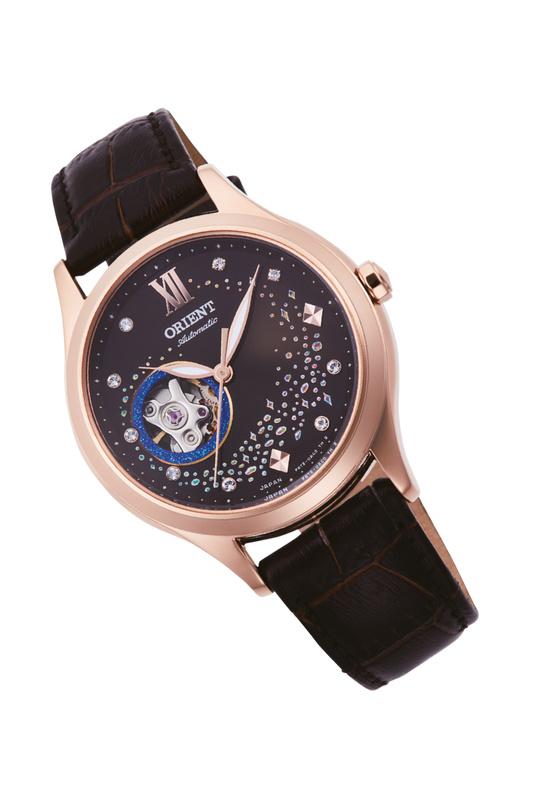 Orient | Коричневый Часы наручные ORIENT | Clouty