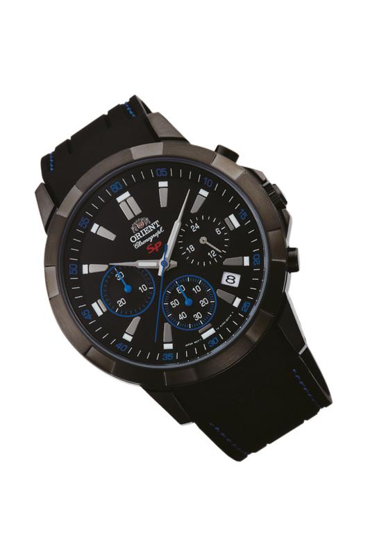 Orient | Черный Часы наручные ORIENT | Clouty