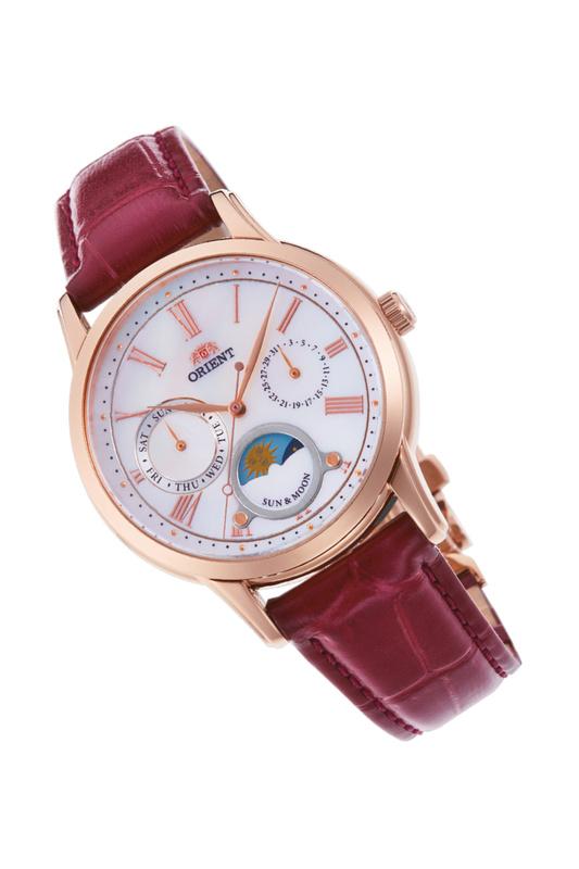 Orient   Белый перламутр Часы наручные ORIENT   Clouty
