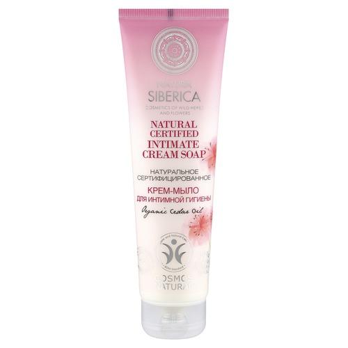 Natura Siberica | Natura Siberica INTIMATE HYGIENE Натуральное сертифицированное крем-мыло для интимной гигиены | Clouty