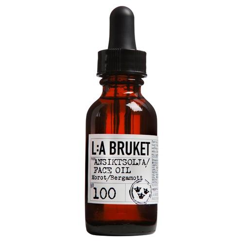 L:a Bruket | L:A BRUKET 100 CARROT/BERGAMOT Масло для лица | Clouty