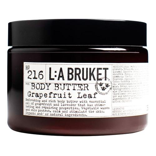 L:a Bruket   L:A BRUKET 216 GRAPEFRUIT LEAF Крем-масло для тела   Clouty
