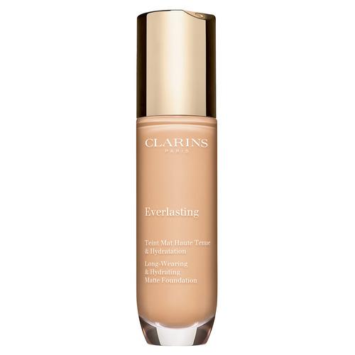 Clarins   Clarins Everlasting Устойчивый тональный крем 106N vanilla   Clouty