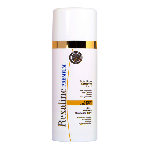 Rexaline | Rexaline Line Killer X-treme Body Sculpt Premium Антицеллюлитный подтягивающий крем для тела против растяжек | Clouty