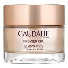 Фото Caudalie PREMIER CRU Омолаживающий крем для сухой кожи