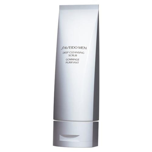 Shiseido   Shiseido MEN Скраб для глубокого очищения кожи   Clouty