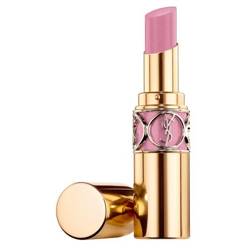 SAINT LAURENT | Yves Saint Laurent ROUGE VOLUPTE SHINE Губная помада 62 Turbulent Pink | Clouty