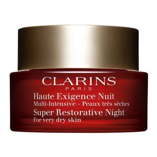 Clarins | Clarins Multi-Intensive Восстанавливающий ночной крем интенсивного действия для сухой кожи | Clouty