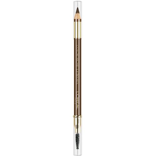 L'Oréal Paris | L'Oreal Paris Color Rich Карандаш для бровей 303 Темно-коричневый | Clouty