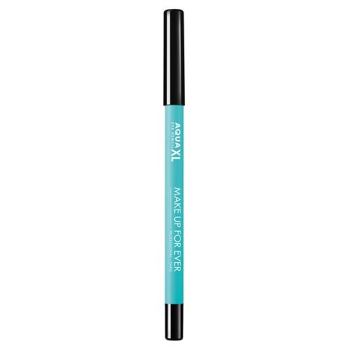 Make Up For Ever | MAKE UP FOR EVER AQUA XL Водостойкий карандаш для глаз M-10 матовый черный | Clouty