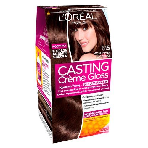 L'Oréal Paris | L'Oreal Paris Casting Creme Gloss Краска для волос без аммиака 7.304 пряная карамель | Clouty