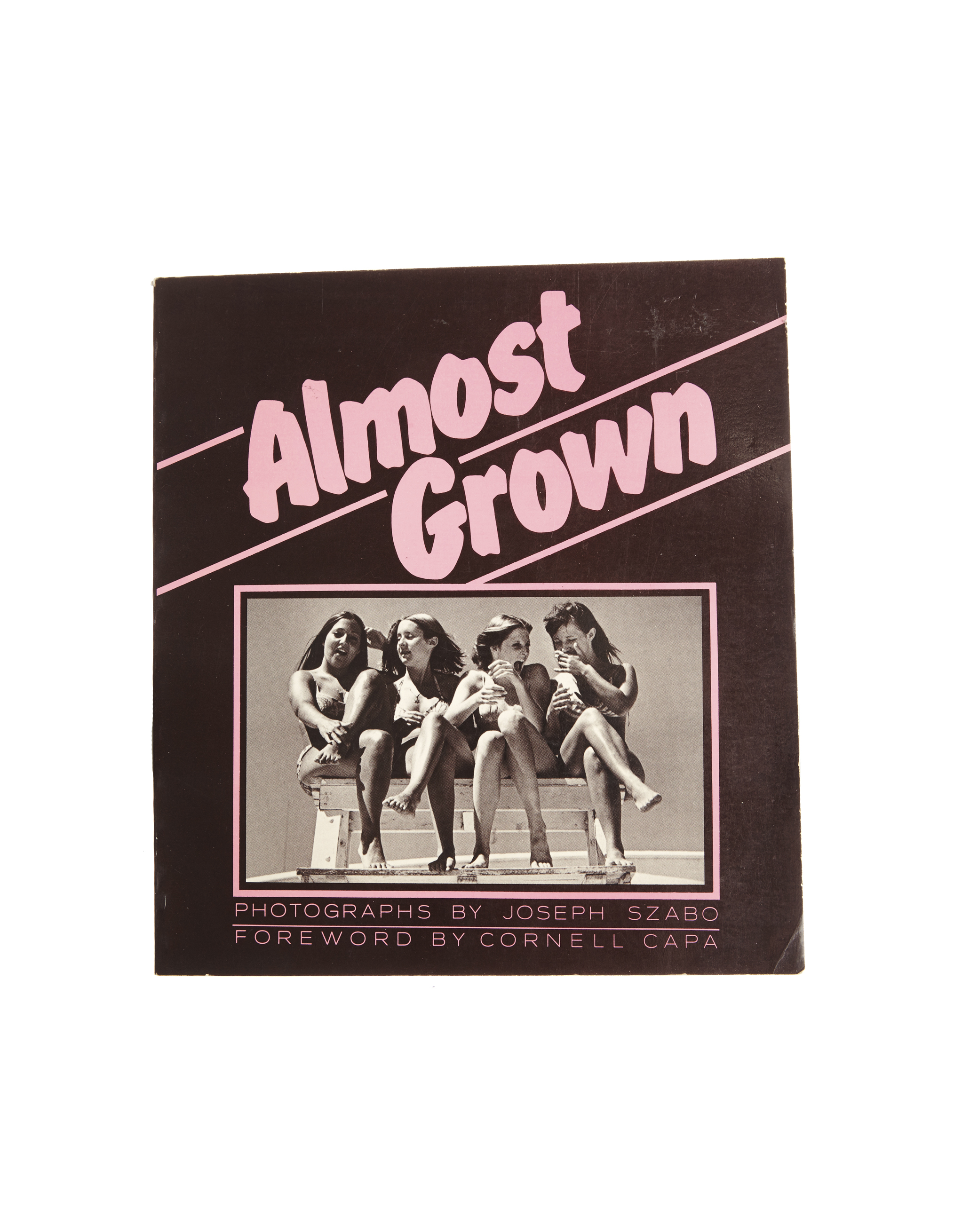 "Books | Книга ""Almost Grown"" by Joseph Szabo 