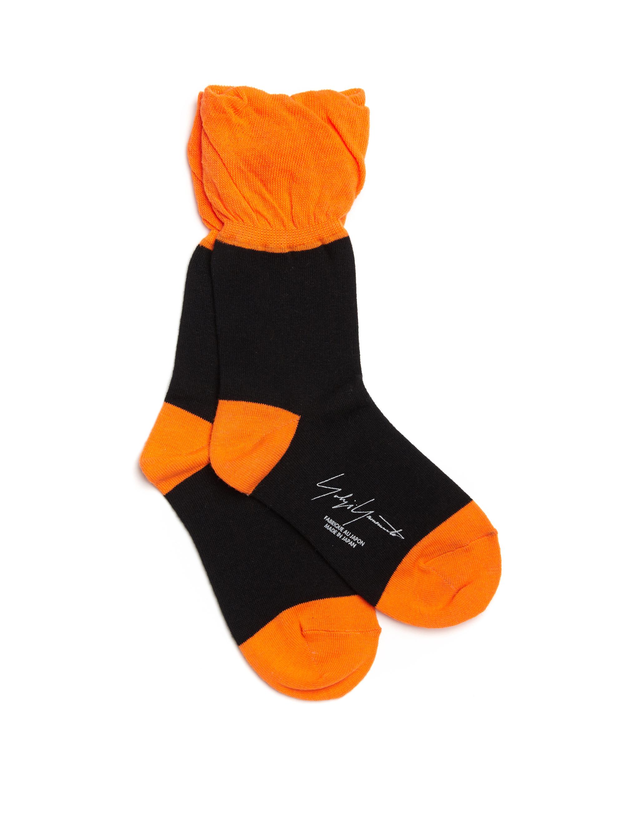 YOHJI YAMAMOTO | Хлопковые носки | Clouty