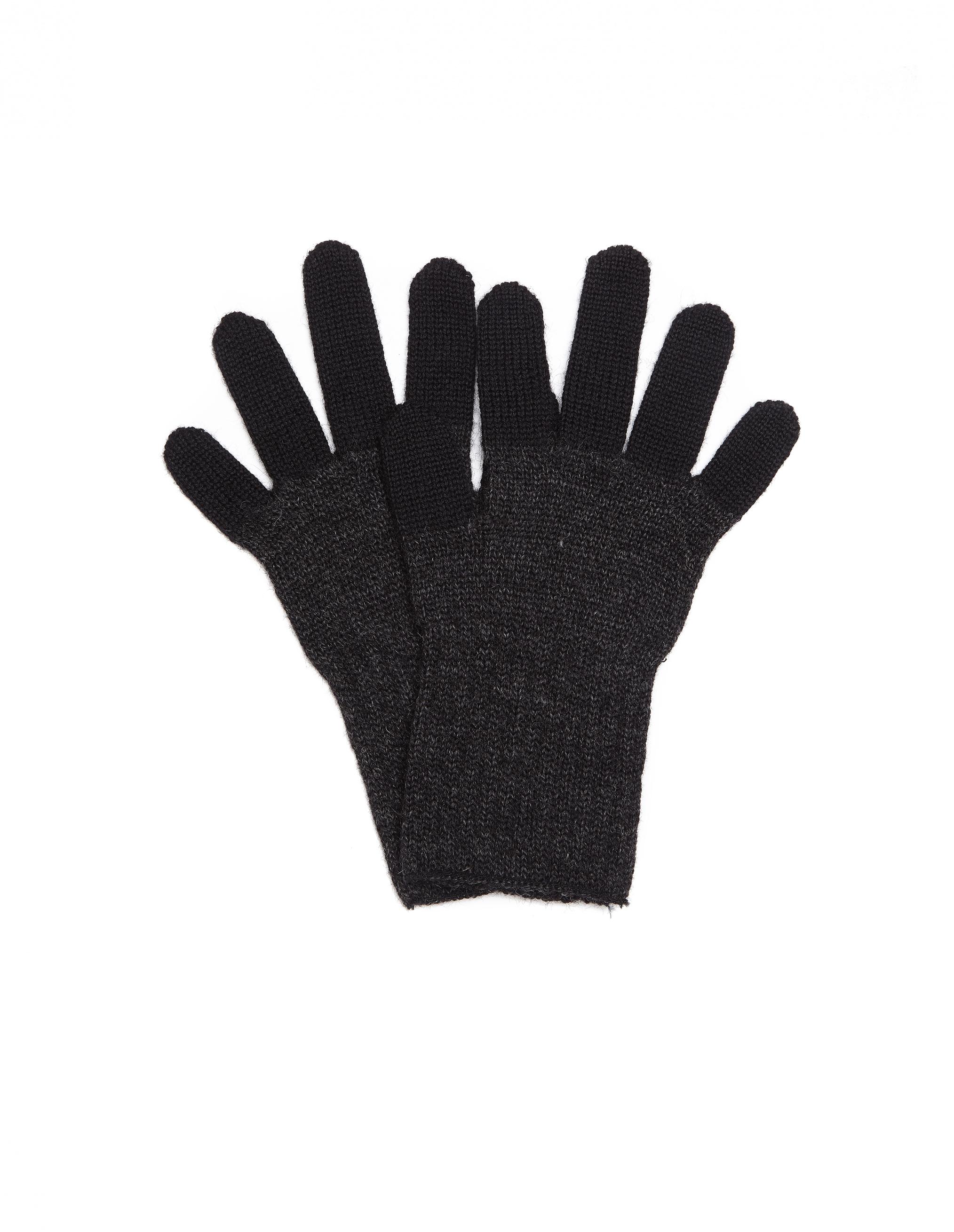 YOHJI YAMAMOTO | Шерстяные перчатки | Clouty