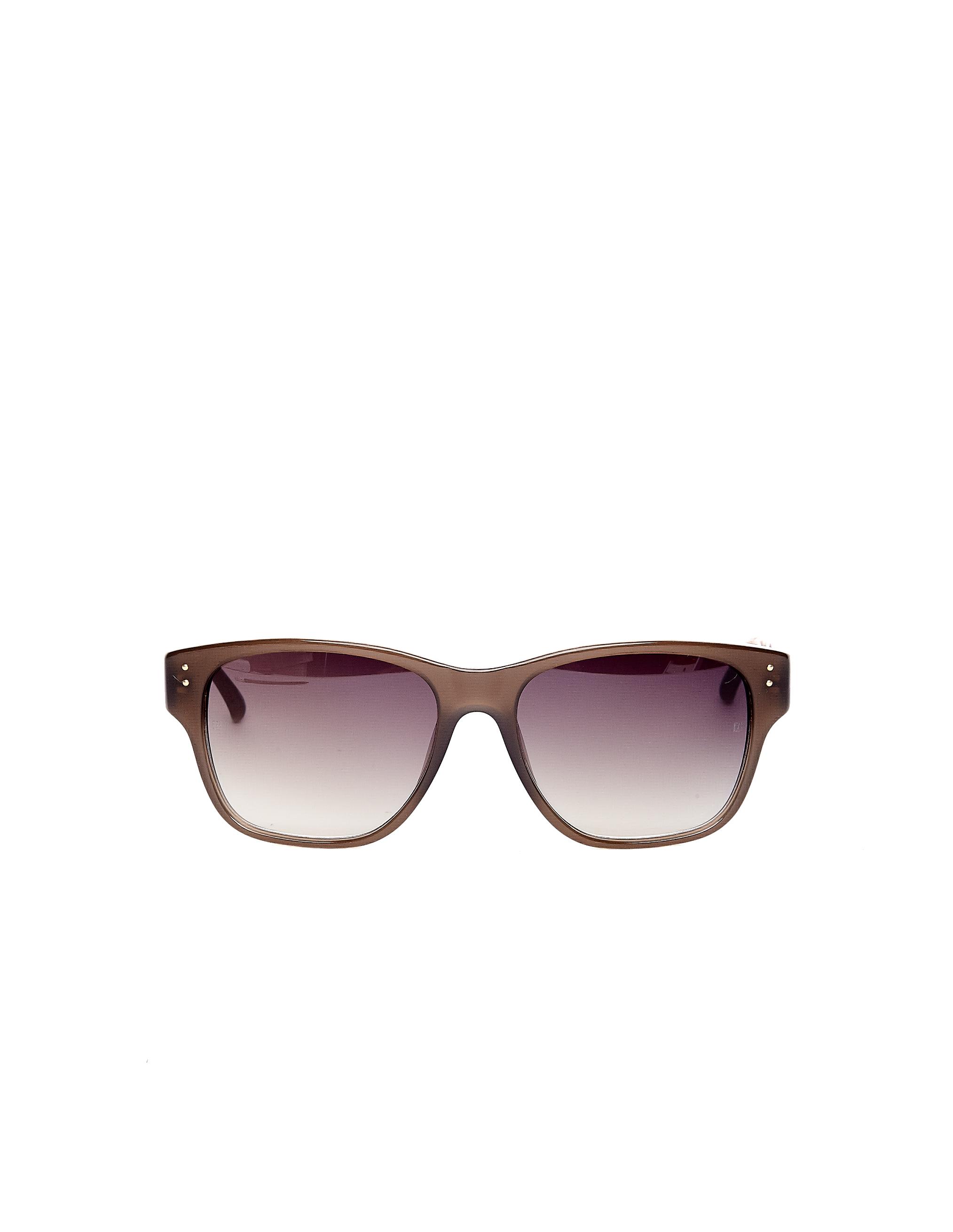 Linda Farrow | Солнцезащитные очки Luxe | Clouty